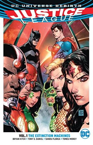 Justice League édition TPB softcover (souple) - Issues V3