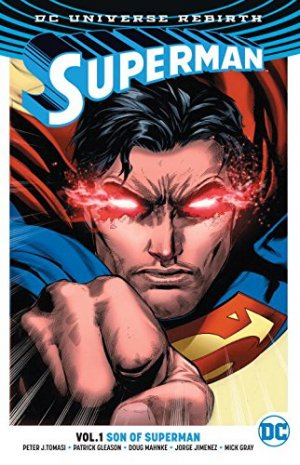 Superman édition TPB softcover (souple) - Issues V4