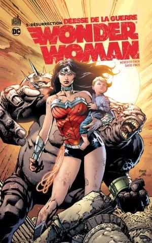 Wonder Woman - Déesse de la Guerre #3