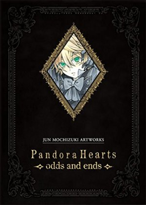 Pandora Hearts - odds and ends édition Américaine