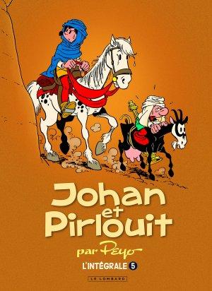 Johan et Pirlouit édition Intégrale 2016