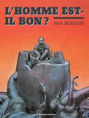 L'Homme est-il bon ? édition Edition Luxe 30x40