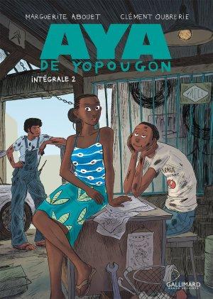 Aya de Yopougon # 2 Intégrale 2016