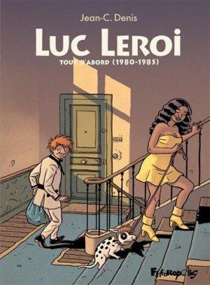 Luc Leroi édition Intégrale 2016