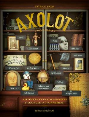 Axolot T.3