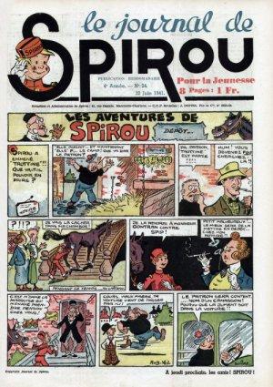 Le journal de Spirou # 165