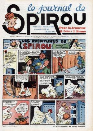 Le journal de Spirou # 167
