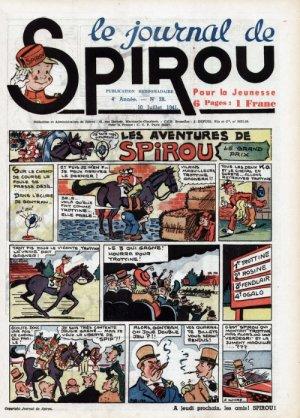 Le journal de Spirou # 169