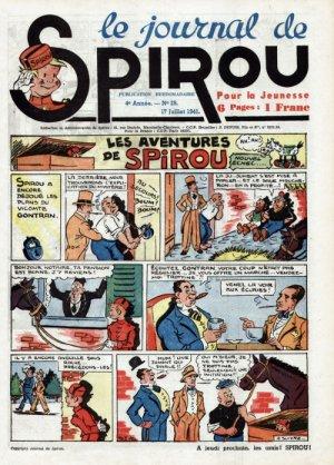 Le journal de Spirou # 170