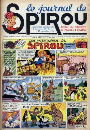 Le journal de Spirou # 189