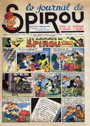 Le journal de Spirou # 190