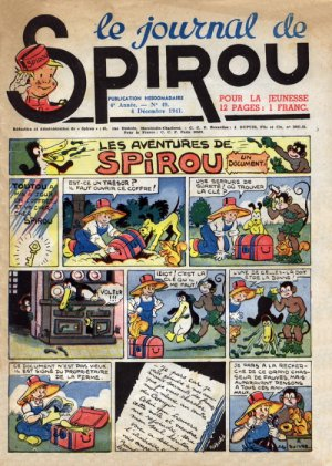 Album Spirou (recueil) # 190