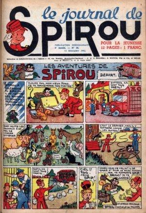 Album Spirou (recueil) # 191