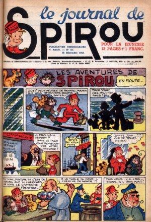 Le journal de Spirou # 192