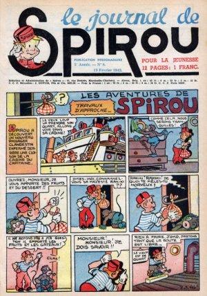 Le journal de Spirou # 201