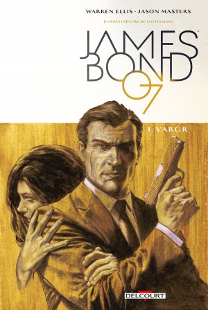 James Bond édition TPB hardcover (cartonnée) - Issues V1