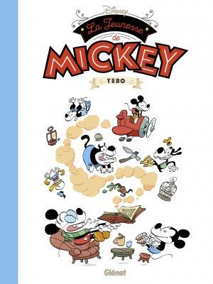 La Jeunesse de Mickey édition simple