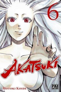 couverture, jaquette Akatsuki 6  (Pika)