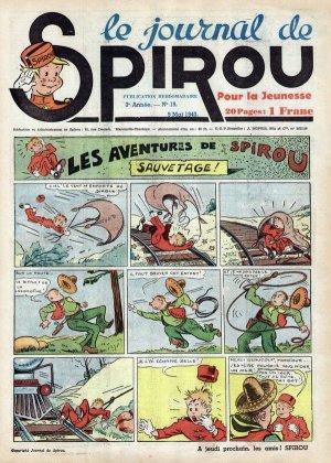 Le journal de Spirou # 108