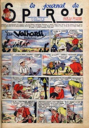 Le journal de Spirou # 231