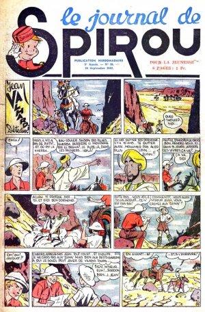 Le journal de Spirou # 232