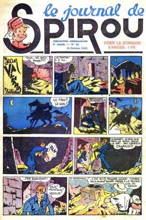 Le journal de Spirou # 235
