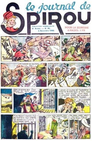 Le journal de Spirou # 238