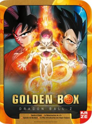 Dragon Ball Z - Golden Box  Coffret DVD
