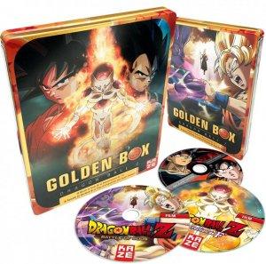 Dragon Ball Z - Golden Box  Coffret - Blu-Ray
