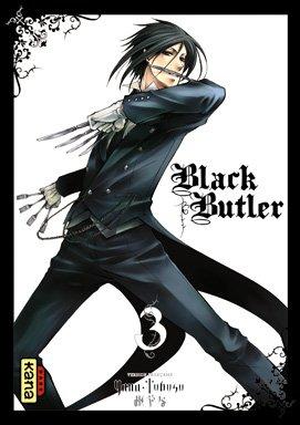 Black Butler T.3