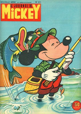 Le journal de Mickey 311