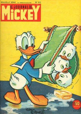 Le journal de Mickey 312
