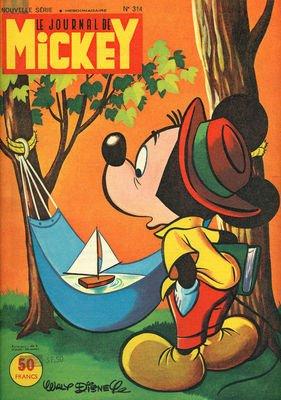 Le journal de Mickey 314