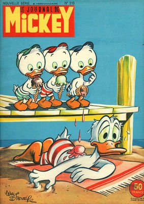 Le journal de Mickey 315