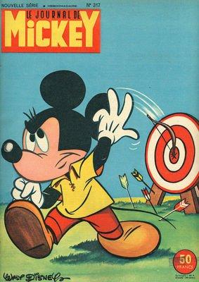 Le journal de Mickey 317