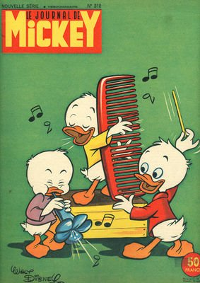 Le journal de Mickey 318