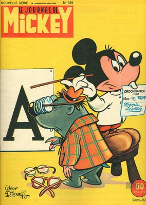 Le journal de Mickey 319