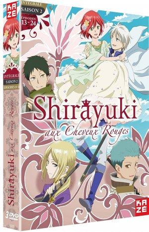 Shirayuki aux cheveux rouges 2 DVD