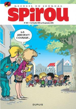 Le journal de Spirou # 342 Recueil
