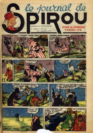 Le journal de Spirou # 241