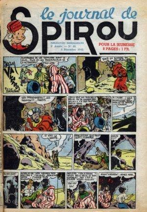 Le journal de Spirou # 242