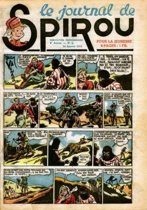 Le journal de Spirou # 248