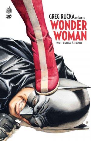 Greg Rucka Présente Wonder Woman