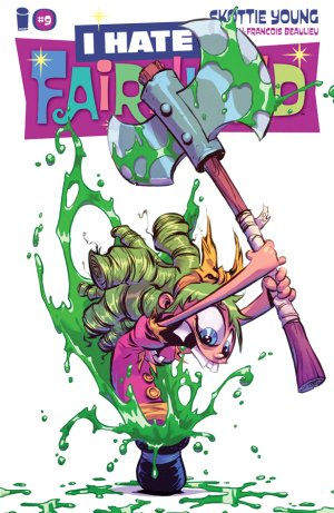 I Hate Fairyland # 9 Issues V1 (2015 - Ongoing)