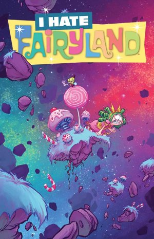 I Hate Fairyland # 10 Issues V1 (2015 - Ongoing)