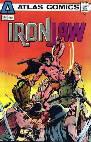 Iron Jaw édition Issues (1975)