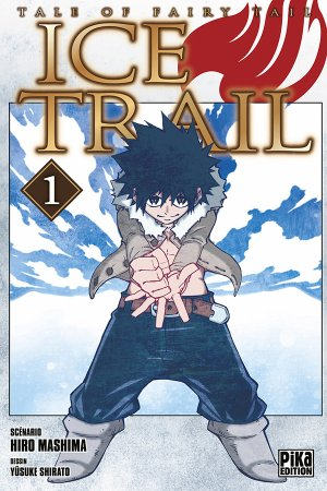 Fairy Tail - Ice Trail 1 Simple
