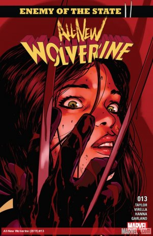All-New Wolverine # 13 Issues (2015 - 2018)