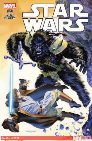 Star Wars # 20 Issues V4 (2015 - Ongoing)
