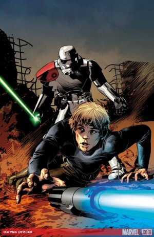 Star Wars # 24 Issues V4 (2015 - Ongoing)